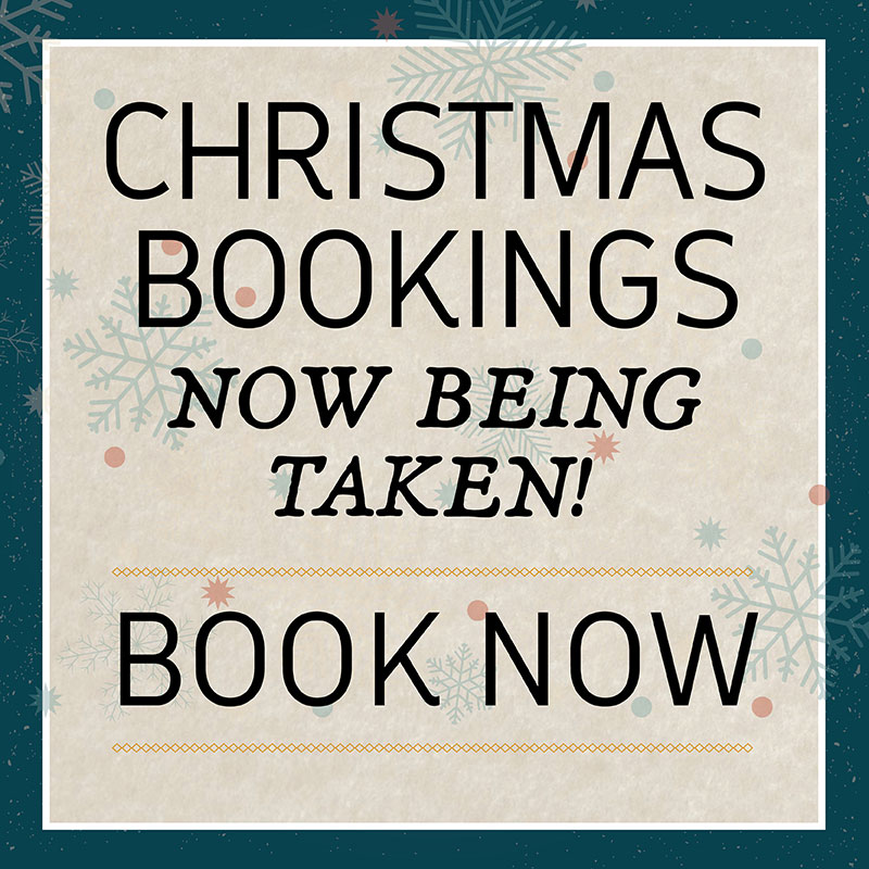 Book Your Christmas Party at the Nursery Inn, Heaton Norris, Stockport