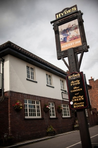 Nursery Inn, Heaton Norris, Stockport